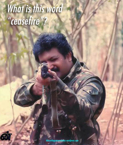 Ltte Prabhakara... Gun Taml