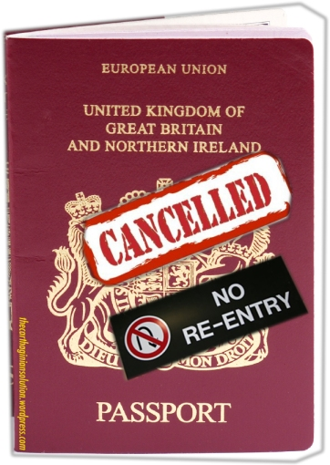 """The Home Office says: """"Citizenship is a privilege not a right. The Home Secretary has the power to remove citizenship from individuals where she considers it is conducive to the public good."""""""